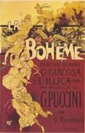 Giacomo Puccini La Boheme